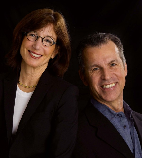 Jeff Johnson and Paula Forman